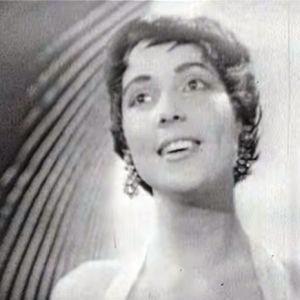 Corry Brokken vann den andra Eurovisionen år 1957.