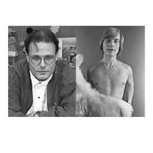 Ruben Stiller ja Timo T. A. Mikkonen