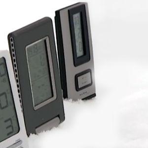 Testissä langattomat lämpömittarit