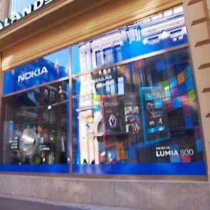 Nokian myymälä Helsingisä
