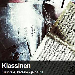 Klassista musiikkia Yle Areenassa