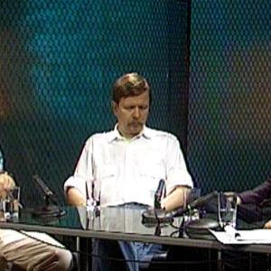 Henrik Perret, Ulf Månsson och Ulf Särs medverkar i Obs år 1993