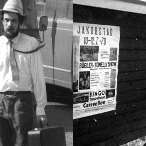 Collage ur reportage, 1970