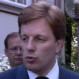 Esko Aho, Iiro viinanen, 1991