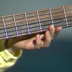 Gitarrhals och hand, 1988