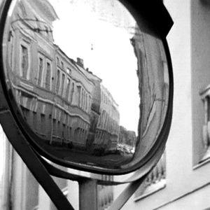 En morgon i Helsingfors år 1960.