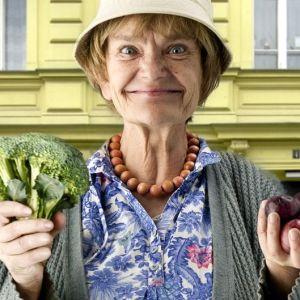 Margit Pentikäinen i O-hyra
