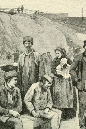 Túmenin maalaus Työtä etsimässä