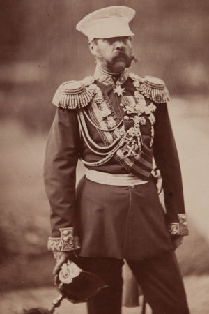 Aleksanteri II valokuva