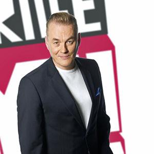 Marika Makaroff ja Arto Nyberg Nuorille nyt! -ohjelmassa