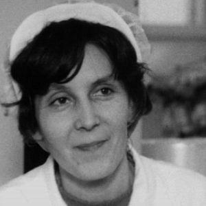 Pakkaaja Leila Ojanen (1974).