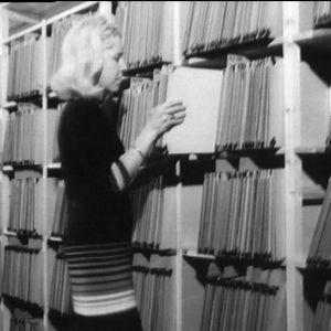 Tv-uutisten kuva-arkisto (1969).