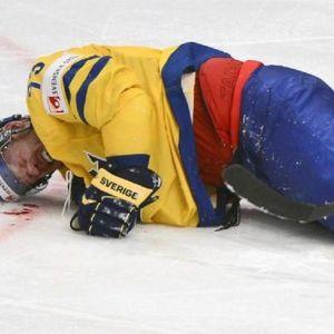 Johan Franzén, Sverige-Ryssland VM 2012