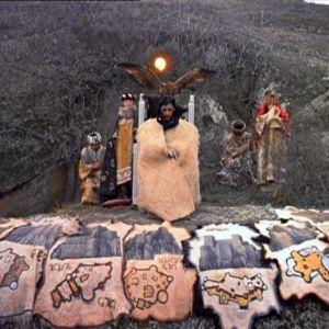 Kuva elokuvasta Linnakkeen legenda