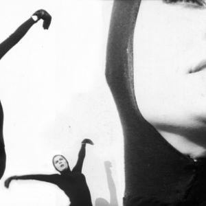 Riitta Vainio tanssii koreografiansa Kotka, 1962.