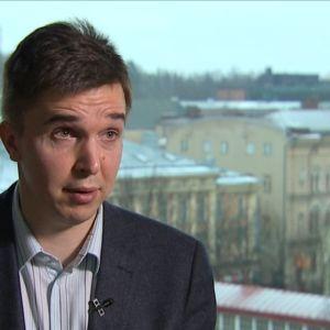 Historikern Mats Wickström
