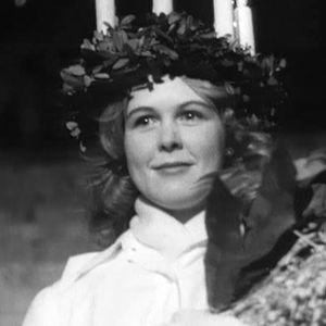 Svenskfinlands Lucia Carita Norra, 1961