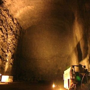 Stort bergsrum för butangas i Sköldvik