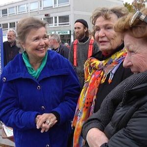 Vedstaplingstävling under Bokkalaset 2013