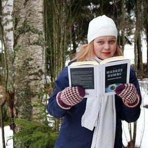 Lumiomena-blogin Katja