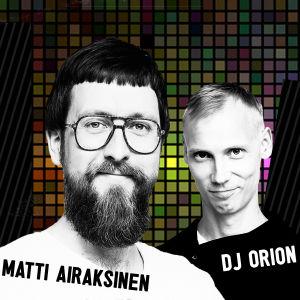 YleX:n Tapanin Dancet Matti Airaksisen ja DJ Orionin vetämänä
