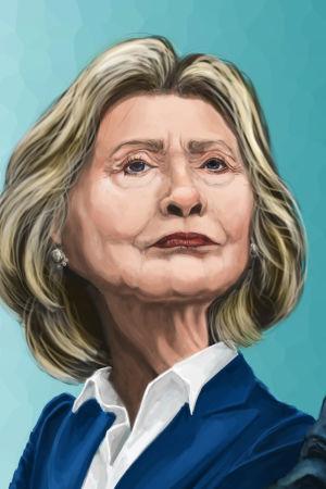 Hillary ar malet for republikansk attack