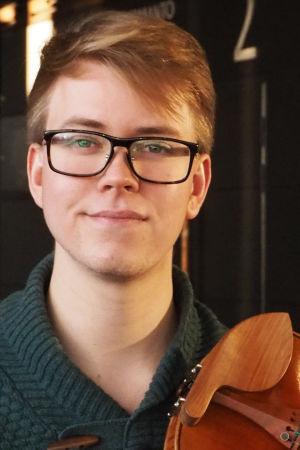 Viulisti Elias Lassfolk