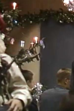 Julgubbe i Dragsvik, 1988