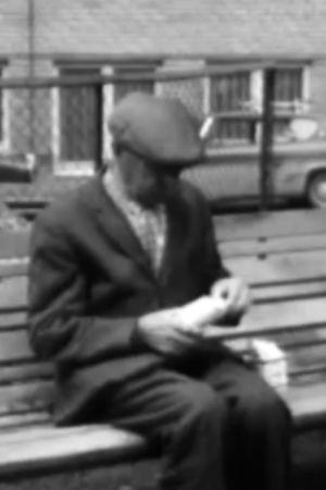 Hemlös man, 1968
