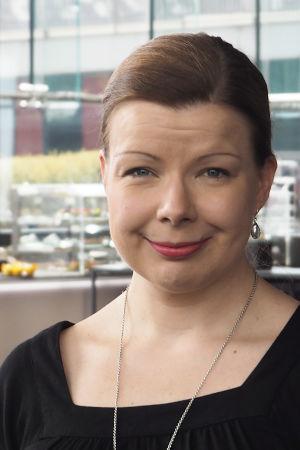 Sibelius-Akatemian tohtorikoulutettava Laura Miettinen.