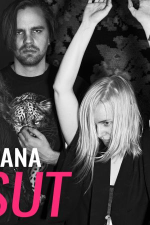 Ruusut-yhtyeen Ringa ja Alpo vierailivat Uuden musiikin X:ssä.