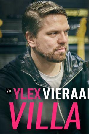 Villa Nah vieraili Uuden musiikin X:ssä.