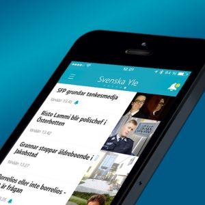 Nyhetskollen - en nyhetsapplikation som ger dig personifierade nyhetsflöden