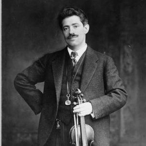 Viulisti Fritz Kreisler