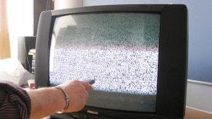 Problem med tv-apparaten.