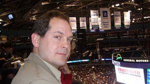 Martin Palm, NHL-korrespondent