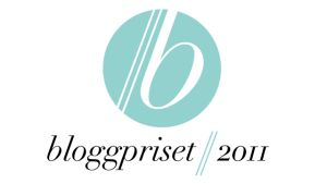 bloggpriset 2011 logo