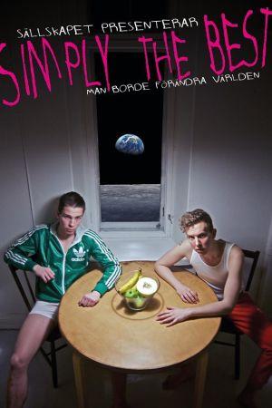 Tom Rejström och Samuel Karlsson.