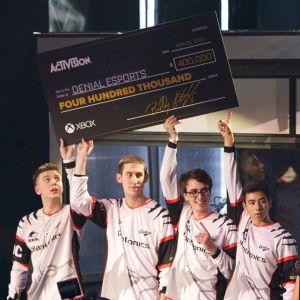 Denial eSports-joukkue voitti Call of Dutyn MM-kisat vuonna 2015
