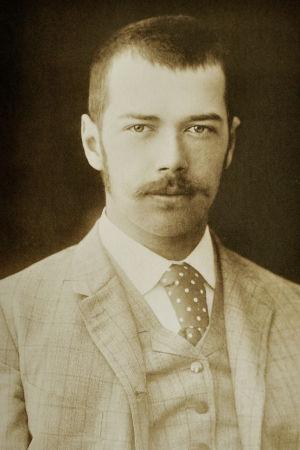 Nikolai II valokuva