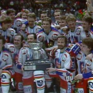 Tapparan mestaruusjoukkue 1986.
