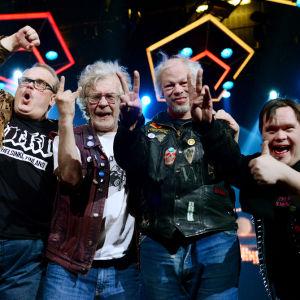Pertti Kurikan nimipäivät edustaa Suomen Eurovision laulukilpailuissa Wienissä toukokuussa