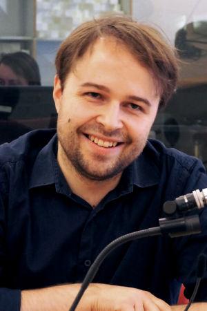 Muusikko Taavi Oramo
