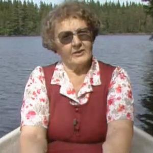 Anni Polva veneessä