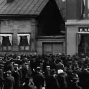 Jo sata vuotta sitten vappua juhlittiin rennosti.