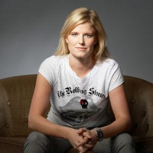 Filmproducenten Annika Sucksdorff.
