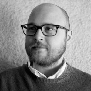 porträtt på redaktör Dann Pettersson