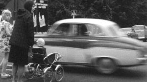 Trafik i helsingfors 1972