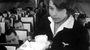 Flygvärdinna, Yle 1964