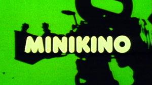 Kuvassa on Minikinon toisen tuotantokauden tunnus.